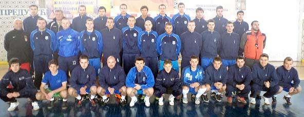 Spremni za pripreme u Bečićima: FK Radnik