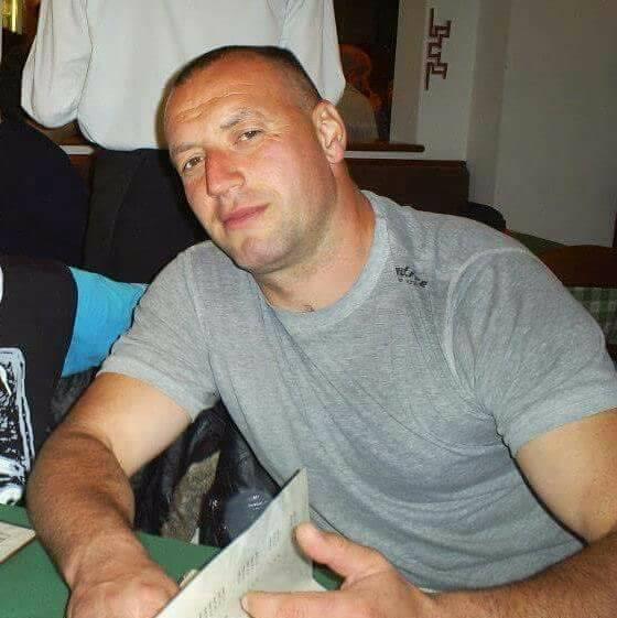 Dragan Sentić: fotografija sa FB profila
